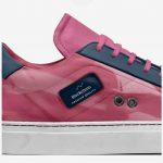 "Custom Designed Unisex Shoe ""Blockchains"""