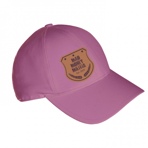 Mad Money Militia Limited Edition Hat (Pink)